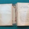 Intérieur du livre. Couture désolidarisée