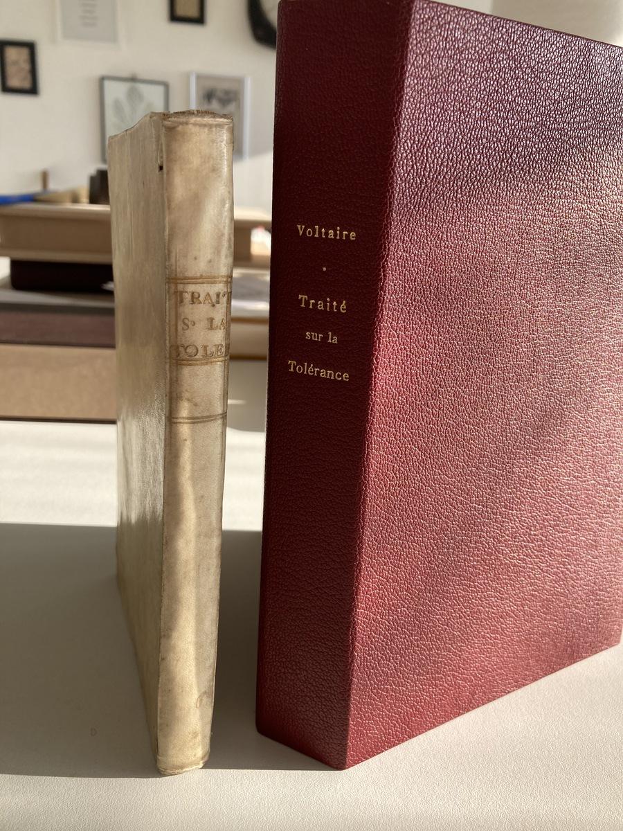 Traité sur la Tolérance de Voltaire
