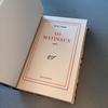 Edition originale René Char Les Matinaux