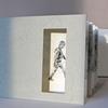 détail reliure accordéon et gravure