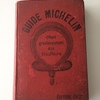 Guide michelin 1902