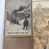 Carte du Mont Blanc en livret